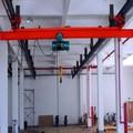 de calidad superior 3 eléctrico toneladas de suspensión de la grúa de arriba para el taller