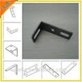 tonifiant d'angle en acier plaqué , peint et enduit par le OEM zinc fabriqué en Chine