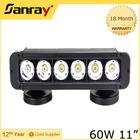 high quality best Leds 60w led light bars offroad for trucks