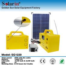 Portable Solar Power Systerm Kits 3000kw solar power