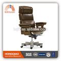 Cm-b63as de oficina silla cubierta de asiento de cuero de oficina de madera de lujo silla de oficina muebles