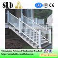 top venda design moderno corrimão de alumínio para escadas 20 anos fábrica personalizado