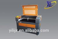 YL-1390 Laser Router 3d laser engraving glass block