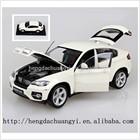 metal diecast miniature scale car model