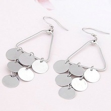 (e073107) 2012 the newest 925 sterling silver earring