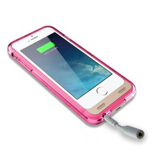 External battery case power pack battery case for iphone5/5s /5c,case power pack