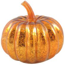 hot sale thanksgiving day glass pumpkin shape unique promotional items