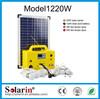 Emergency 20W Mini solar powered portable air conditioner