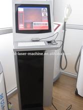 Date! Corps de la peau 3d photo analyseur logiciel d'analyse de la peau et les cheveux avec écran tactile