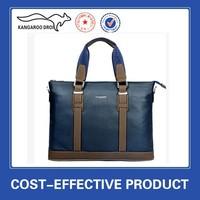 hot sale genuine leather cheap shoulder bag men