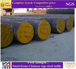 Good Light etching flower properties u-shaped AISI P21 steel solid bar pile price