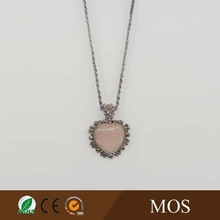 trending heart shape pendant necklaces for 2015 valentines day