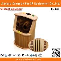 infrared far wood pallet detox foot patch sauna