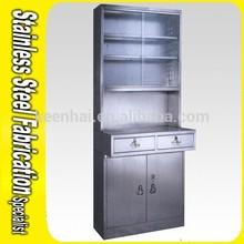 Bespoke 304 Stainless Steel Lockable Medication Storage Cabinet