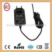 KC cetification 16V 800mA mobile phone charger
