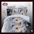 atacado moda bela flor 3d roupa de cama