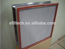 ULPA H11 H12 H14 U15 U16 U17 Cleanrooms Air Filter aftermarket particle air filter for whirlpool