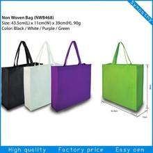 Popular non woven carry bag/non woven tote bag/non woven handbag