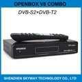 2015 nouveau set top box combo. dvb- s2& dvbt2 soutien wifi newcam cccam& mgcam v8 openbox