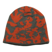 2015 Cold Weather Hat Winter Sports Acrylic Jacquard Knitted Beanie Hat