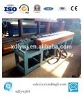 Galvanized Steel Sheet Door Frame Press Roll Forming Machine