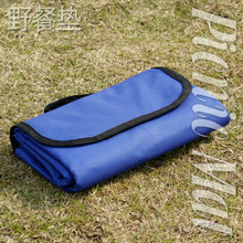 Top selling 600D Oxford cloth camping fashion beach mat