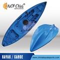 Pvc barco de pesca inflável, inflável canoa