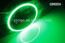 Popular angle eye ring green led light