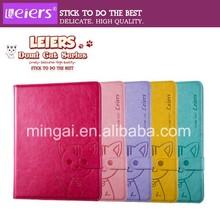 LEIERS Domi cat series case for ipad 2/3/4 filp leather case