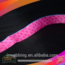 Soft and comfortable recycled silk sari ribbon