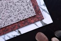 3mm 4mm Stone Finish Aluminium Composite Panel /acp