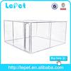 cheap large heavy duty large luxury dog kennel