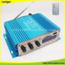 12v surrounding sound subwoofer car amplifier ma-200