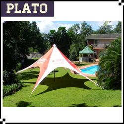 garden tent / star marquee,/outdoor winter party tent/star tent