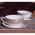 Fashoin tasarım kahve seti/pop satışince kemik çini kahve seti/Avrupa kahve fincan ve tabaklar