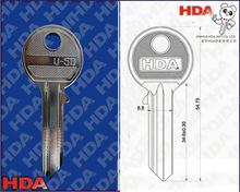 High quality door blank key