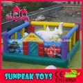 Pg-214 sunpeak commerciaux. enfants aire de jeux intérieure