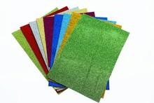Art Craft Glitter Foam Sheet