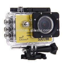30Meters Waterproof Ambarella A7LS75 DSP 16 Megapixel CMOS Sensor SJCAM SJ5000 Plus WiFi Sport Camera 1080P@60FPS & 720P@120FPS