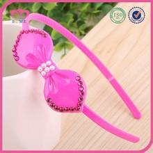 OEM&ODM kids hair accessories bow headband