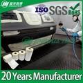 2200 mm ancho de plástico de película de máscara para automotriz reparación de pulverización productos para pintura del coche - Pretape de película de máscara