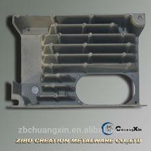Servomotor radiator part die casting/aluminum casting