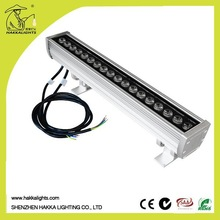 2015 factory price no pollution CE &RoHS 36w quality high power ip68 led wall washer IP68
