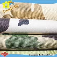 Oekotex zebra printed fdy polyester 4 way stretch fabric