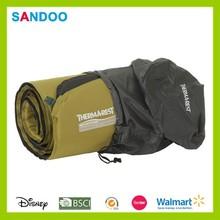 Waterproof camping sleeping mat, roll up sleeping mat