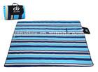50''*60'' Multi-function foldable waterproof disposable picnic blanket