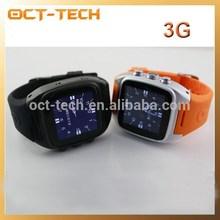 Slim smartwatch design for ladies,New 3G smart watch phone WIFI