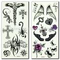 shunde jieyi 2015 di alta qualità angelo tatuaggio