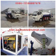 First-class DFAC 4x2 chemical tanker sprayer truck Pesticide spraying truck