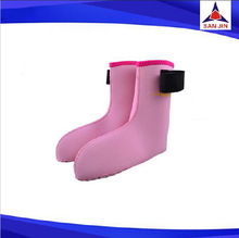 Diving shoes diving boots men beach shoes thicker rubber sole neoprene shoes scuba diving equipment